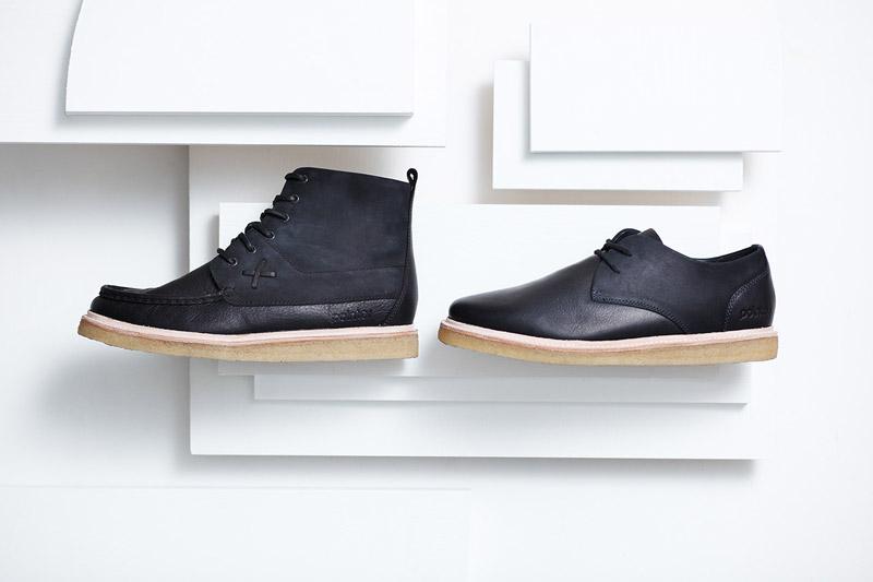 Boty Pointer – pánské, dámské – zimní, podzimní, černé, vysoké, boots, kožené