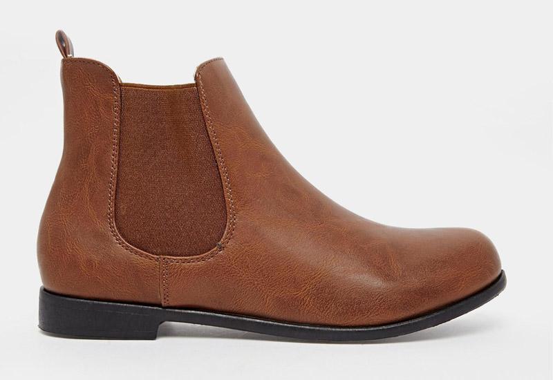 Boty perka – Chelsea Boots – dámské, kožené, – hnědé | Kotníkové boty – dámské