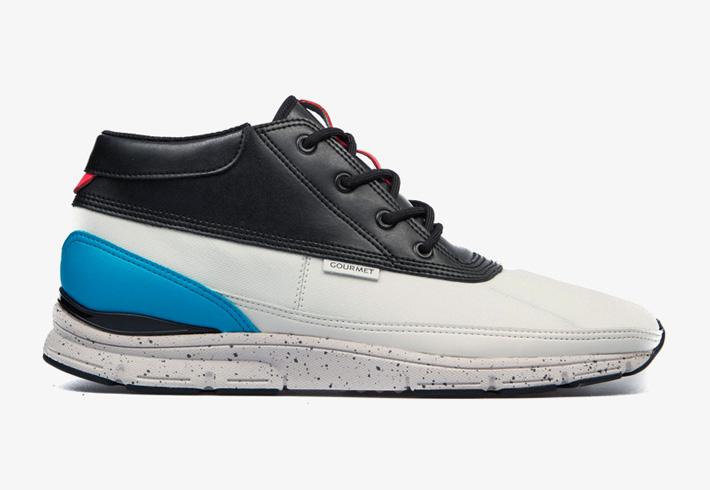 Black Scale x Gourmet – kotníkové boty, tenisky, luxusní sneakers