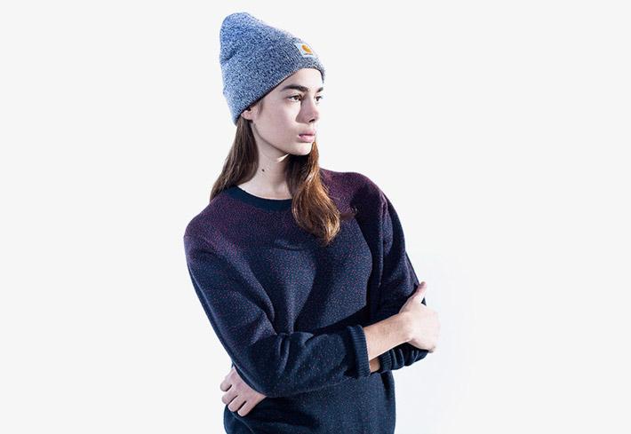 Carhartt Wip – dámské podzimní/zimní oblečení