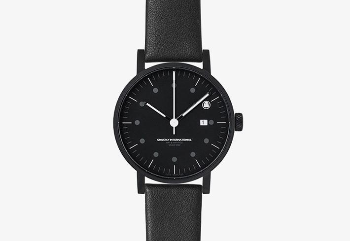Ghostly International – nármakové hodinky, pánské, dámské