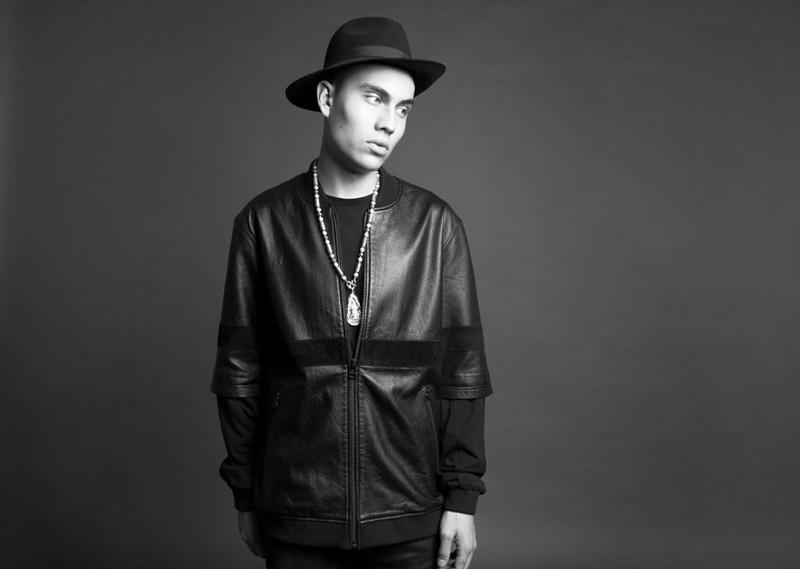 Black Scale – černá kožená bunda pánská | Pánské značkové oblečení