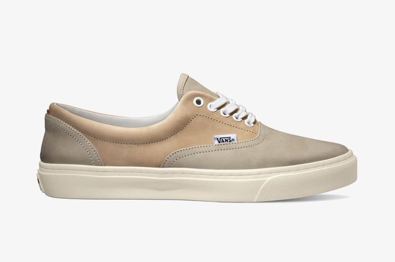 Nízké botyVans x Diemme – Montebelluna Era LX, luxusní, kožené, světle hnědé, pánské, dámské, Sk8-Hi | Sneakers, pánské, dámské