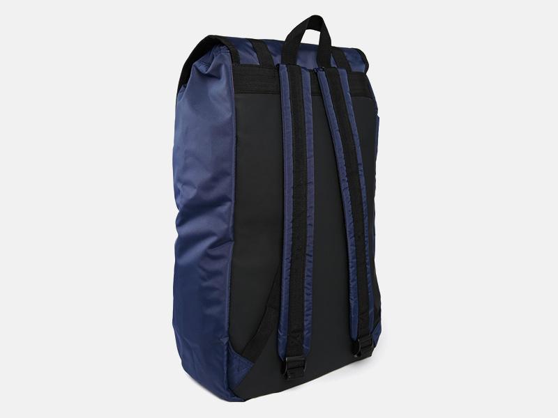 Batoh D-struct z nylonu – modrý, batoh na záda, ruksak | Stylové batohy