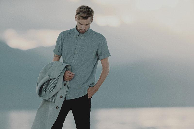 Hotel 1171 – pánská košile s proužky | Pánské značkové oblečení