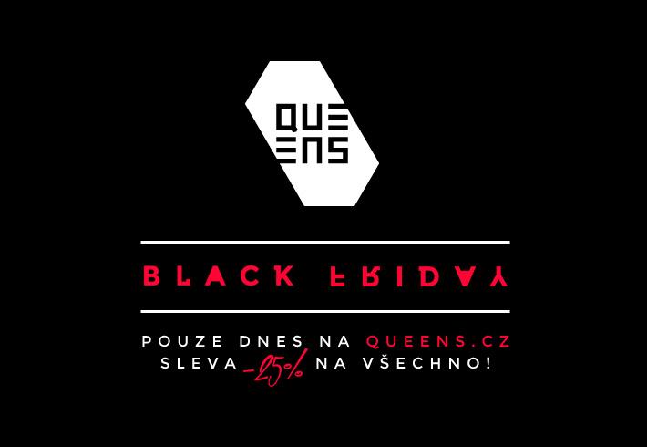 Black Friday v e-shopu Queens.cz se slevami 25–30 % d1fb87ff01