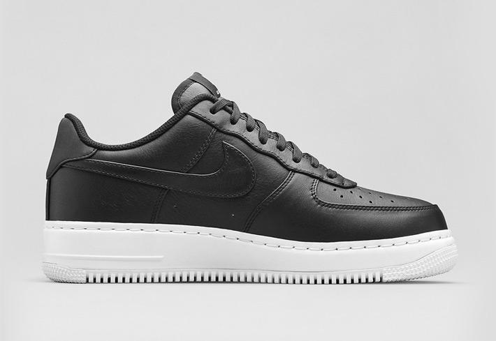 Boty Nike Air Force 1 Low CMFT – černé a bílé
