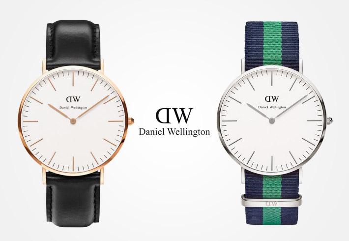 Daniel Wellington — pánské hodinky, model Classic