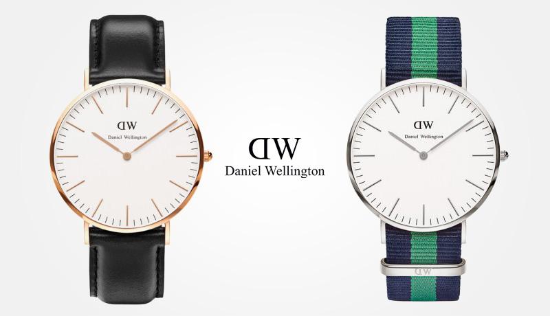 Daniel Wellington — pánské hodinky Classic 21dace16bd