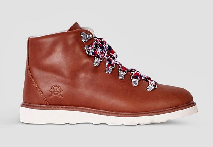 Zimní boty Ransom Holding Co. do hor i do města, turistické pohorky