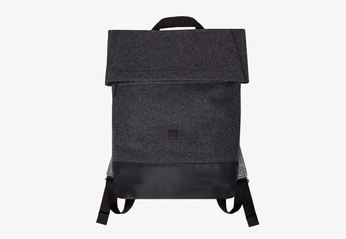Ucon – vlněné batohy a tašky