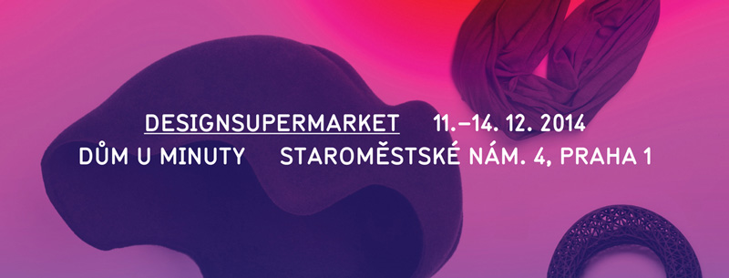 designSUPERMARKET 2014 — 8. ročník
