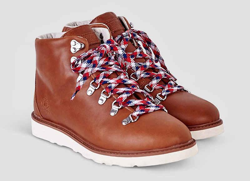 Ransom Holding Co. – zimní boty, turistické boty, hikerské boty, kožené, hnědé, pánské, dámské | Boty do hor i do města