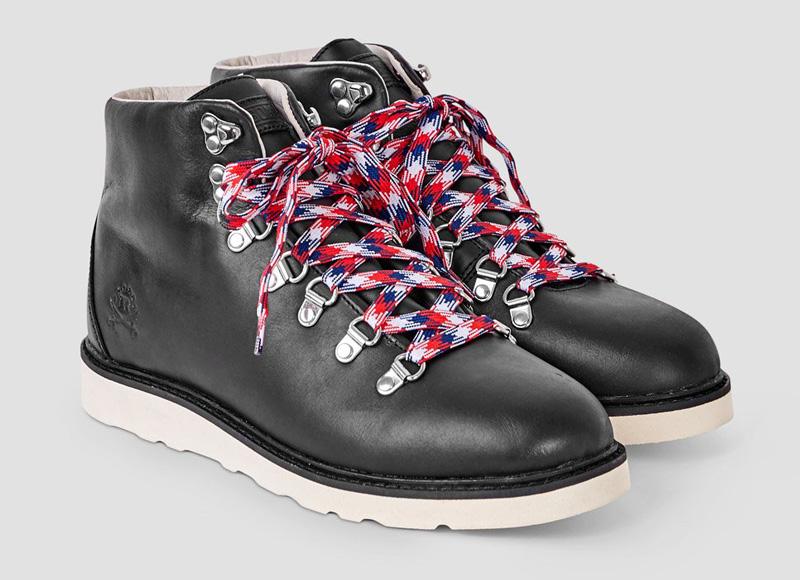Ransom Holding Co. – zimní boty, turistické boty, hikerské boty, kožené, černé, pánské, dámské | Boty do hor i do města