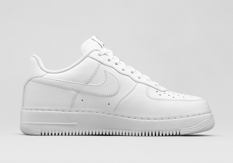 Boty Nike Air Force 1 Low CMFT – bílé, pánské, dámské | Nízké sneakers, tenisky