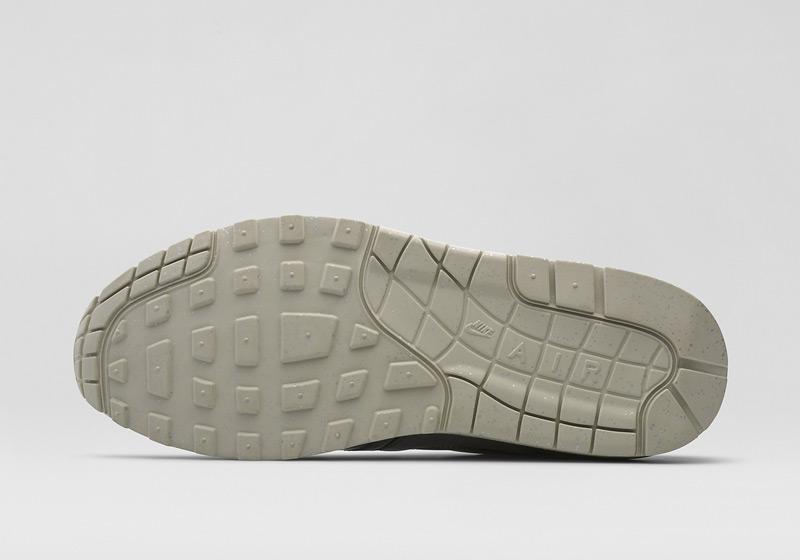 Nike Air Max 1 SP Liquid Metal – vzorek podrážky