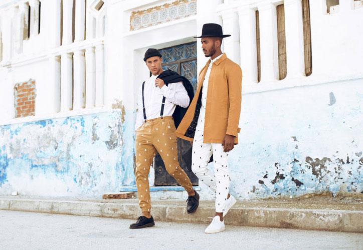 Daily Paper — pánské oblečení jaro/léto 2015