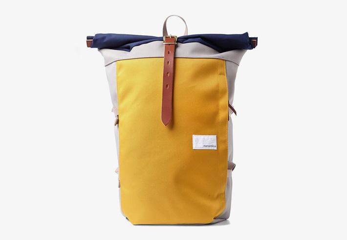 Luxusní plátěné batohy Nanamica