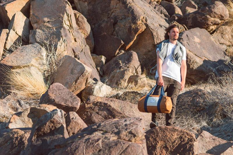 Batohy Herschel Supply – lookbook – jaro 2015, cestovní taška do ruky Sutton Duffle