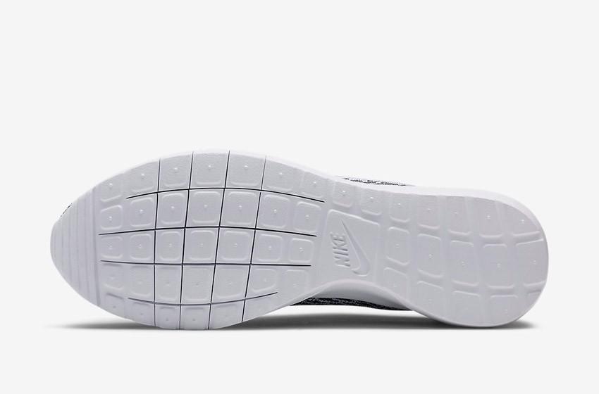 Nike Roshe Run Flyknit – běžecké boty, tenisky, pánské – podrážka