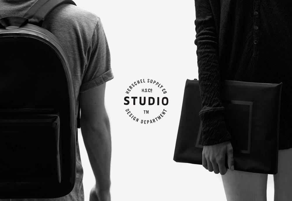 Herschel Supply Studio – voděodolné batohy a tašky
