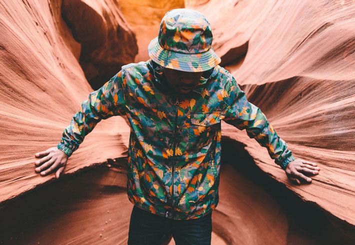 LRG — pánské oblečení — kolekce jaro 2015