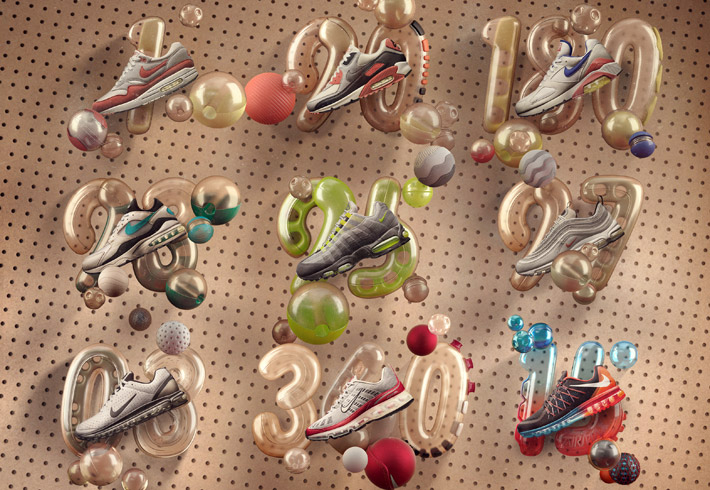 Nike Air Max — ikonické boty posledních 3 desetiletí   Airmaxy