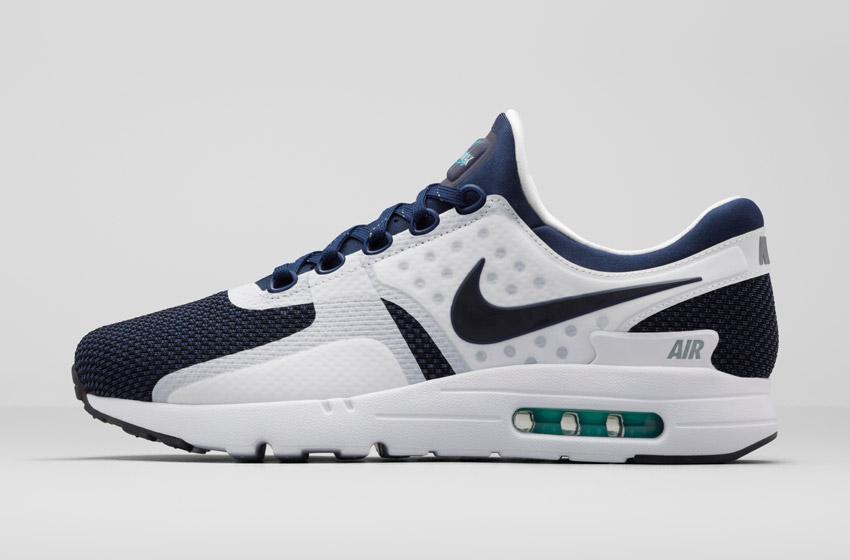 Nike Air Max Zero — modro-bílé Airmaxy, sneakers, tenisky, dámské a pánské