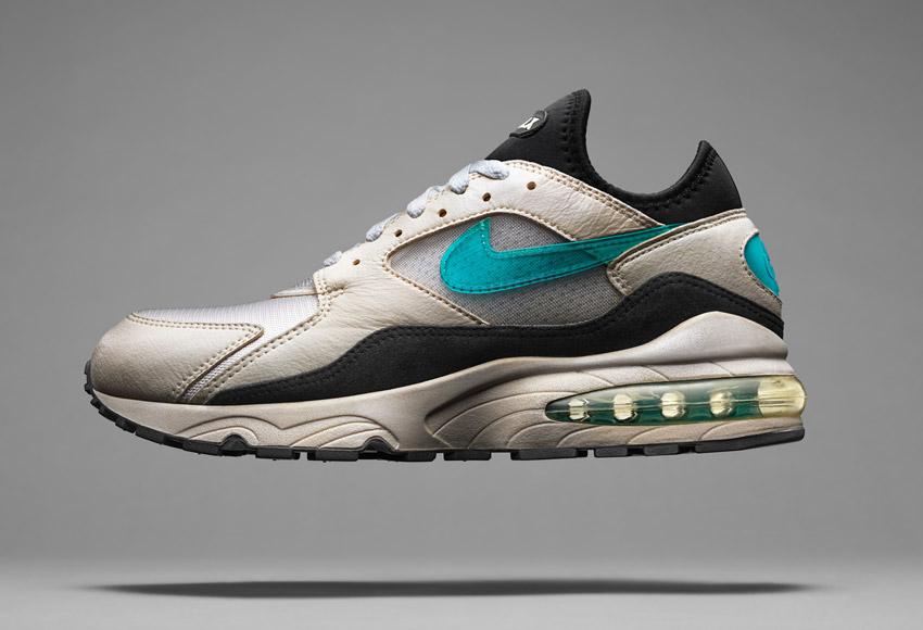 Nike Air Max 93, sneakers z roku 1993, ikonické boty – Masters of Max: Air Max Icons