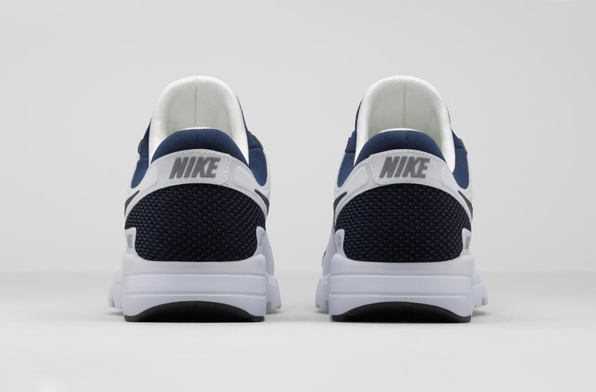 Nike Air Max Zero — zadní pohled
