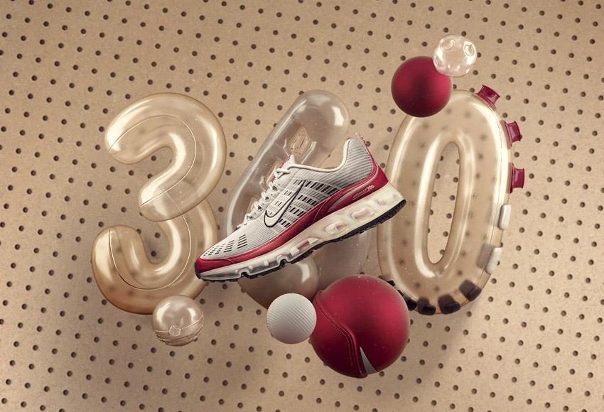 Nike Air Max 360, sneakers z roku 2006, ikonické boty – Masters of Max: Air Max Icons