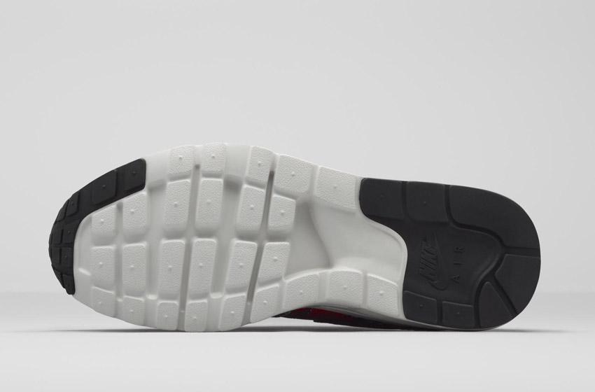 Nike Air Max 1 Ultra City – London – dámské boty – podrážka – sneakers