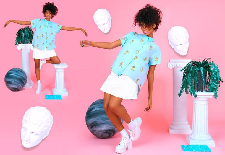 Lazy Oaf — A FUN Project — oblečení dámské pánské