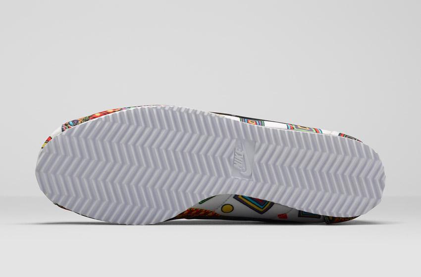 Nike Classic Cortez Liberty Merlin — podrážka