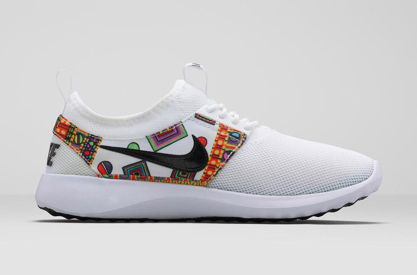 Nike Zenji Liberty Merlin — dámské bílé boty se vzorem, sneakers, tenisky