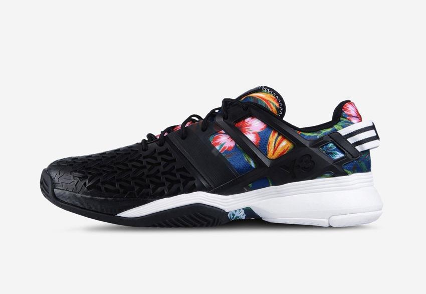 Adidas — Roland Garros — Y-3 — boty a sportovní oblečení