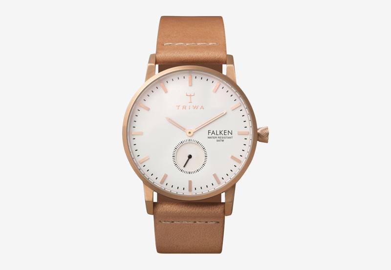 Triwa Falken — dámské a pánské hodinky