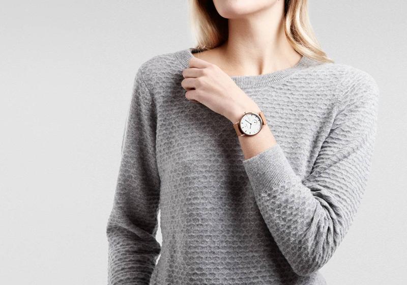 Hodinky Triwa – Rose Falken – dámské švédské hodinky