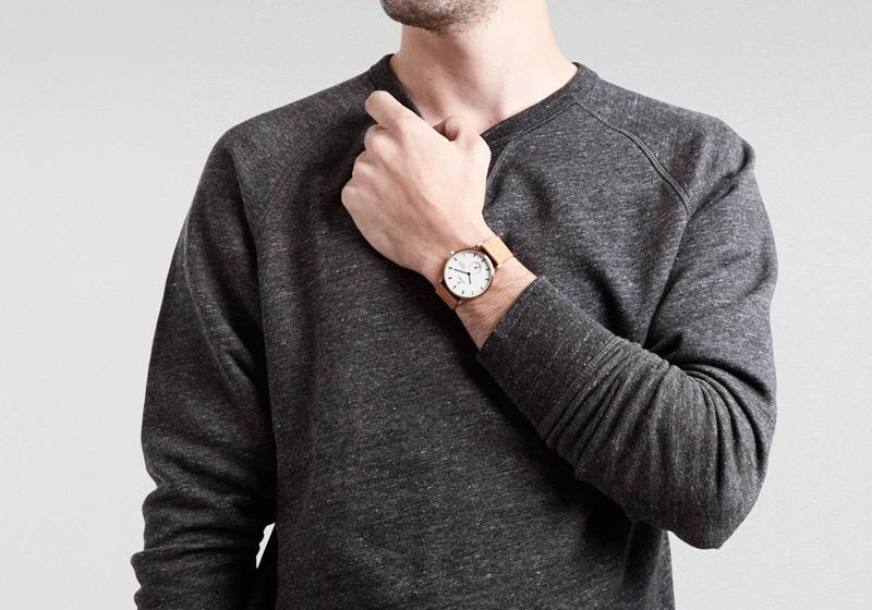 Hodinky Triwa – Rose Falken – pánské švédské hodinky