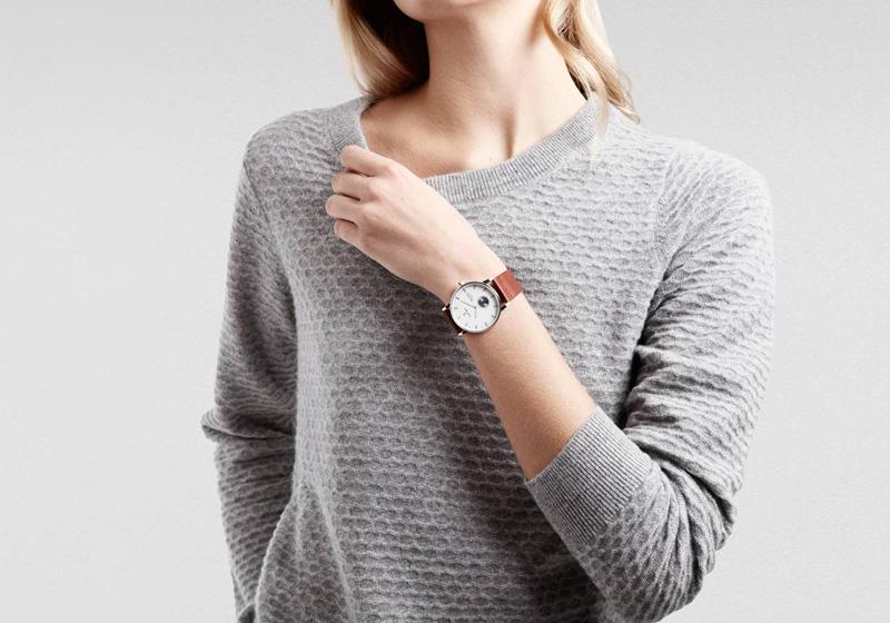 Hodinky Triwa – Ivory Falken – dámské švédské hodinky