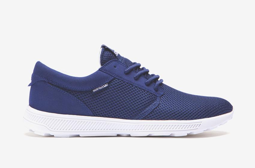 Boty Supra Hammer Run – běžecké tenisky, modré, dámské, pánské, sneakers,