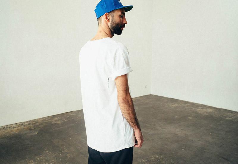 Zirkus Zirkus – bílé tričko, triko – oblečení – jaro/léto 2015