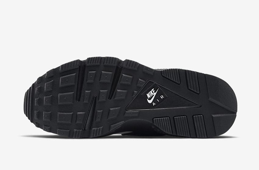 Nike Air Huarache – boty, detail podrážky, tenisky, sneakers