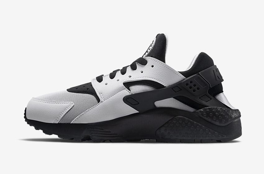 Nike Air Huarache – dámské sneakers, šedé/černé boty, tenisky