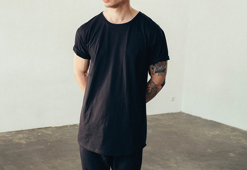 Zirkus Zirkus – černé tričko, triko – oblečení – jaro/léto 2015