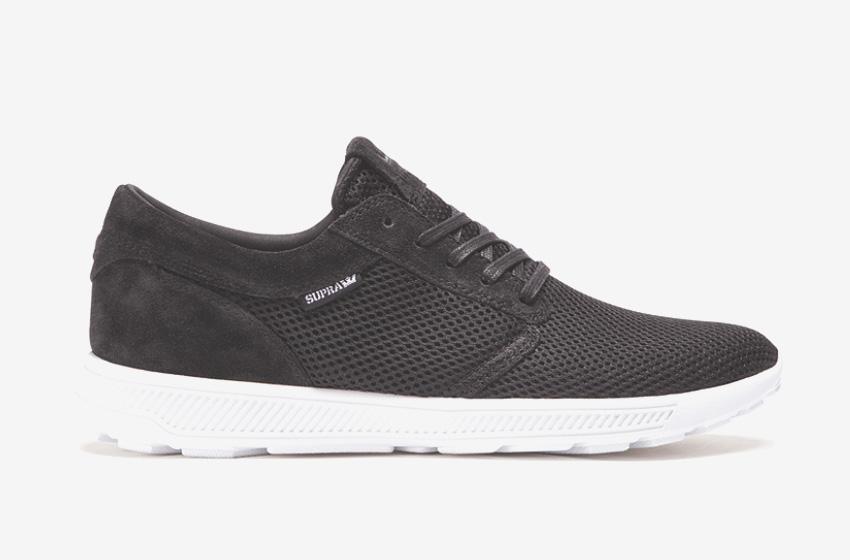 Boty Supra Hammer Run – běžecké tenisky, černé, dámské, pánské, sneakers,
