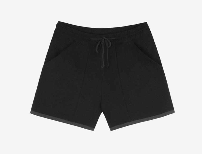 Trinitas – Volume IX – pánské bavlněné šortky, tmavě šedé