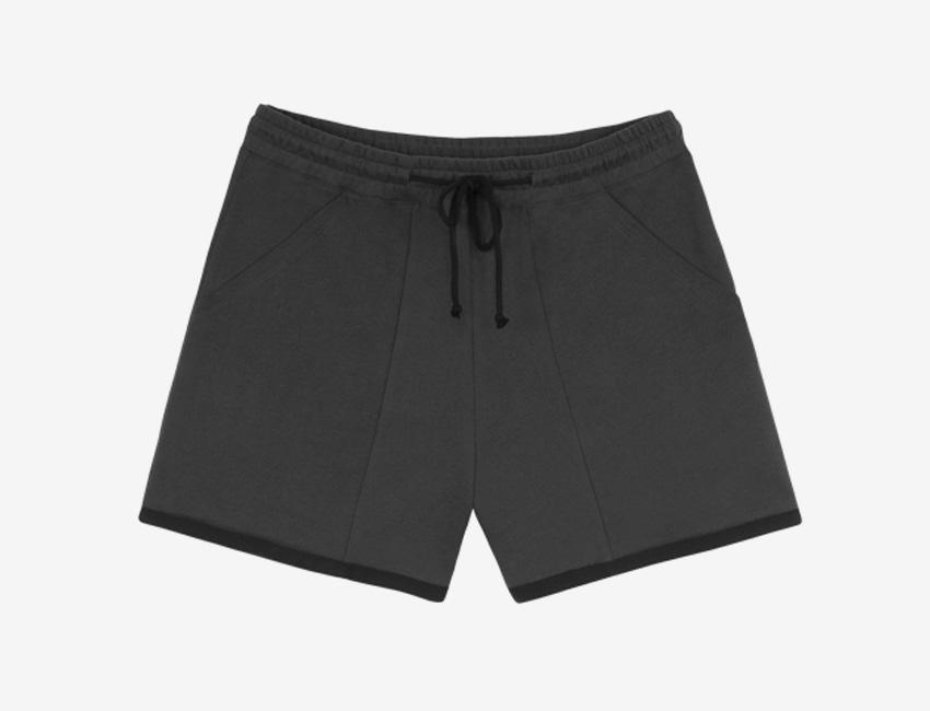 Trinitas – Volume IX – pánské bavlněné šortky, černé