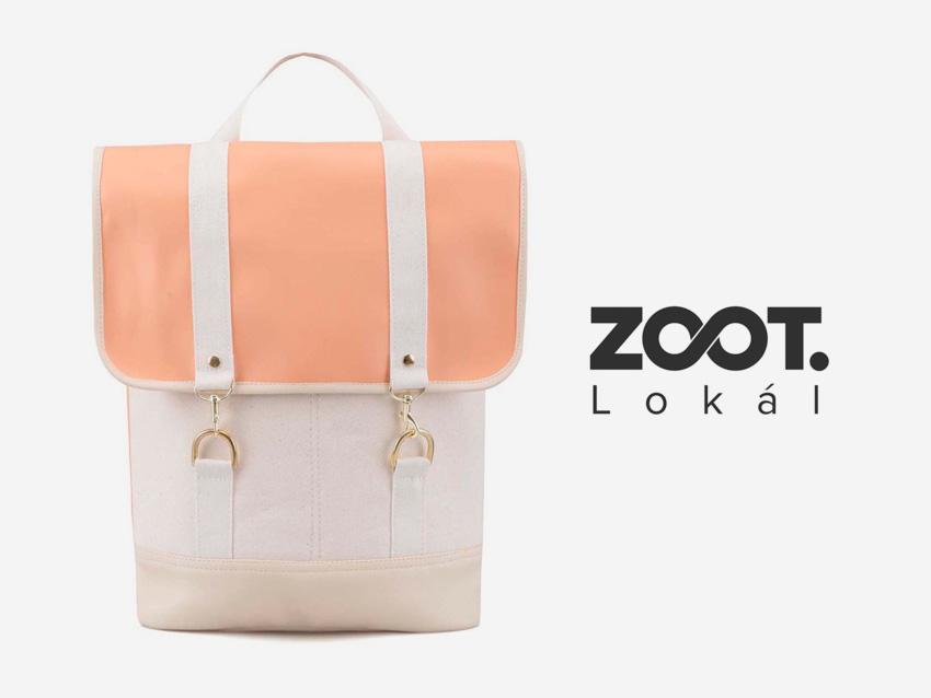 Plátěné batohy a tašky Zoot & Mumray