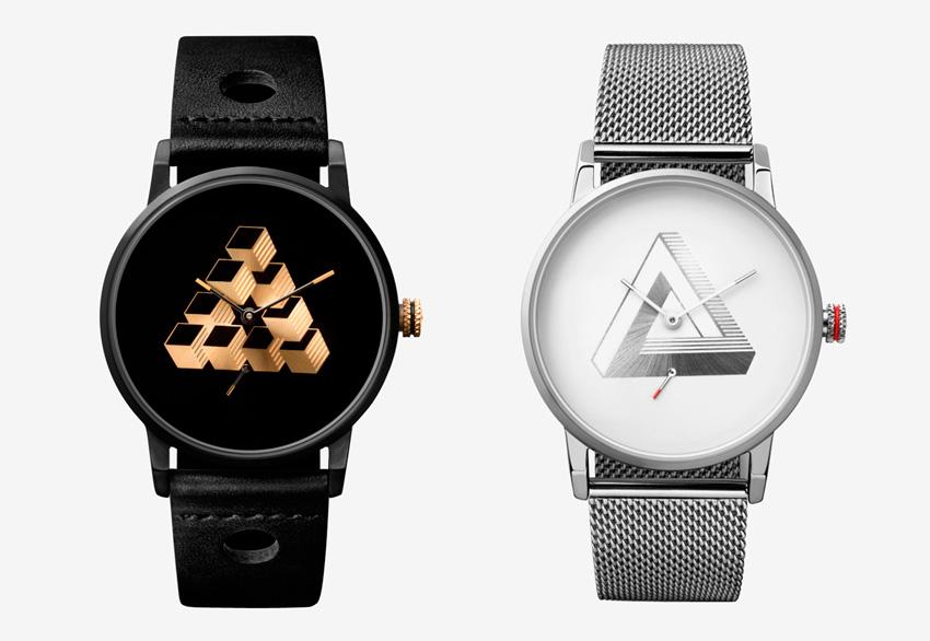 Triwa x Erik Bjerkesjo — pánské a dámské náramkové hodinky, watches, paradox